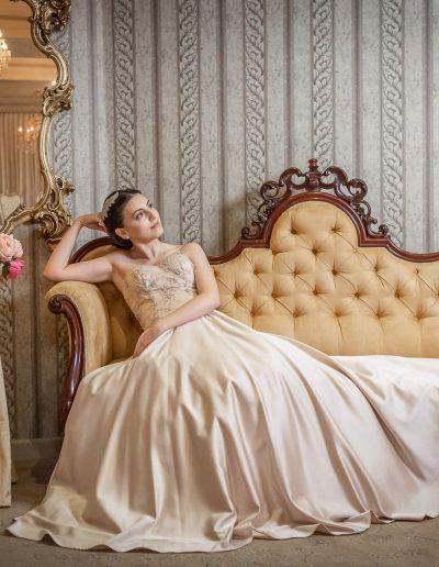 Kiss From A Rose Wedding Dress