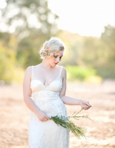 Lily Of The Valley Wedding Dress