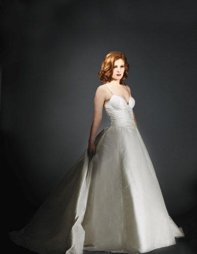 Sentimental Journey Wedding Dress