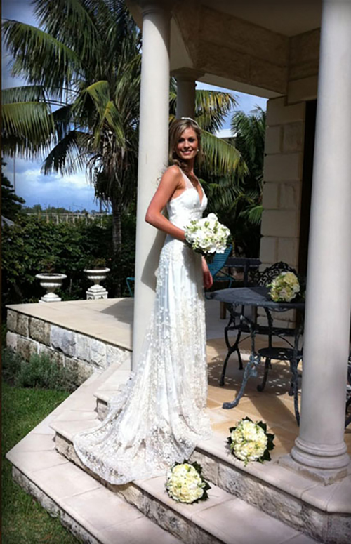 Vellos Bride, Hannah
