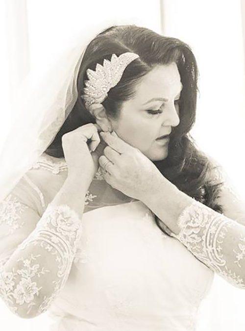 Vellos Bride, Racquel