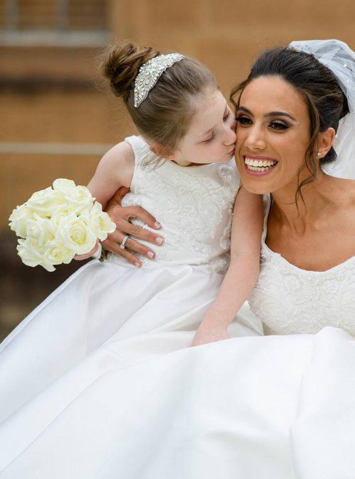 Vellos Bride, Danielle (Flowergirls)