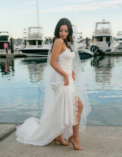 Vellos Wedding Dress - Eternal Love