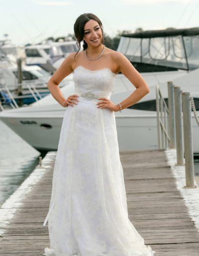 Vellos Wedding Dress - Lullaby Dreams