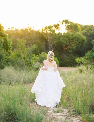 Wildflower Wedding Dress