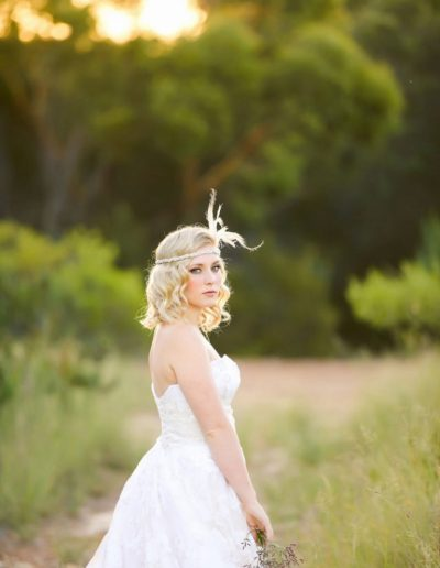 Wildflower Wedding Dress